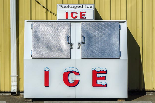Retail Ice Delivery